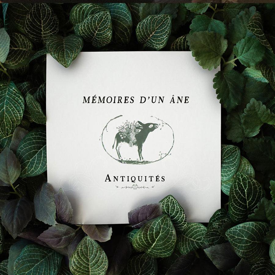 carte message mémoires anne