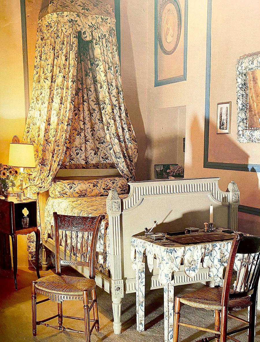 interieur decoration provencale